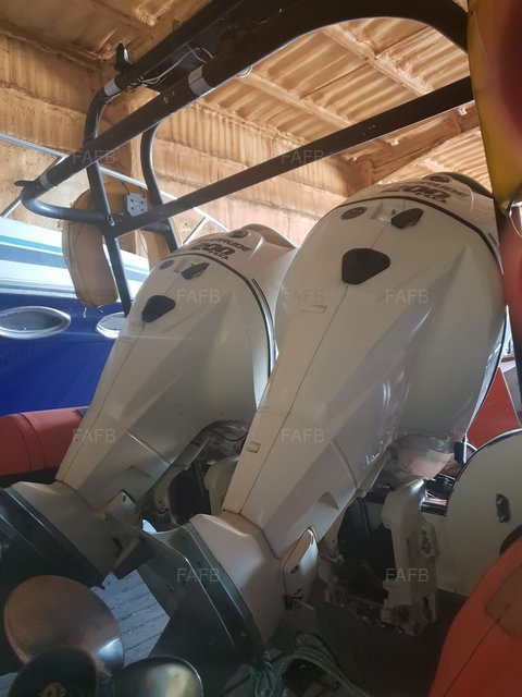 Evinrude 200hp (225hp) HO matching pair - picture 1